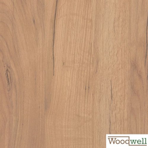 "Melamine 25 mm table tops buy cheap | Table top in ""Crack Oak"" 60x60 cm"