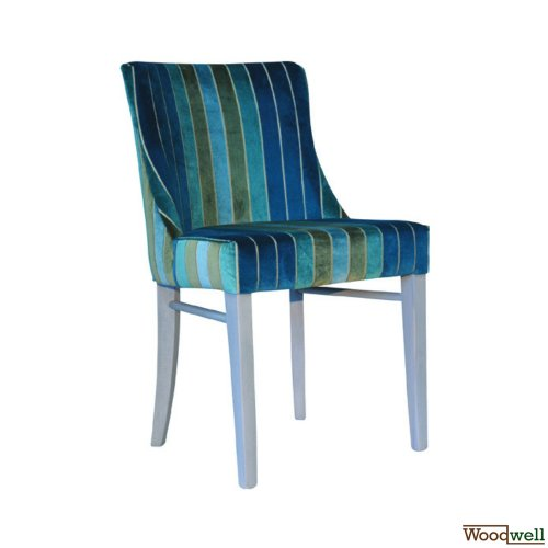 """Leona"" Upholstered chair"
