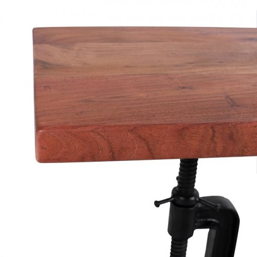 MAYPO - table - indoor - wood metal