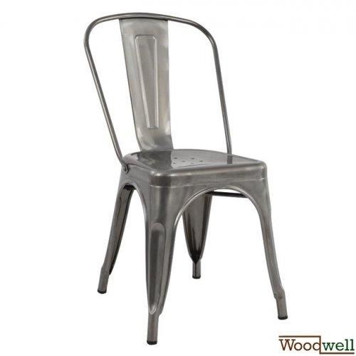 Outdoor Stühle Günstig Kaufen Design Stuhl Melita In Silber