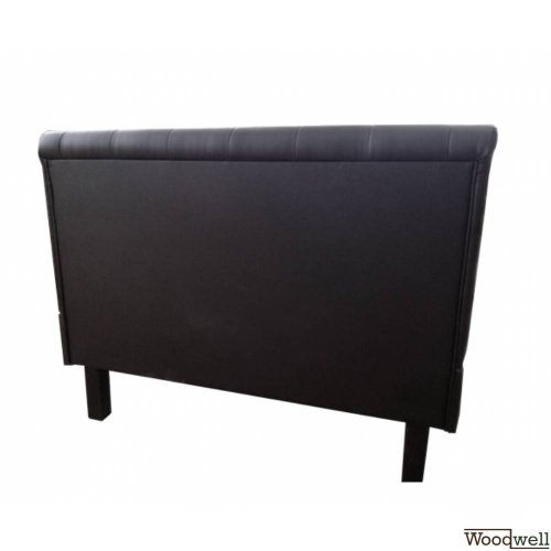 Leatherette sofa france with a sophisticated design