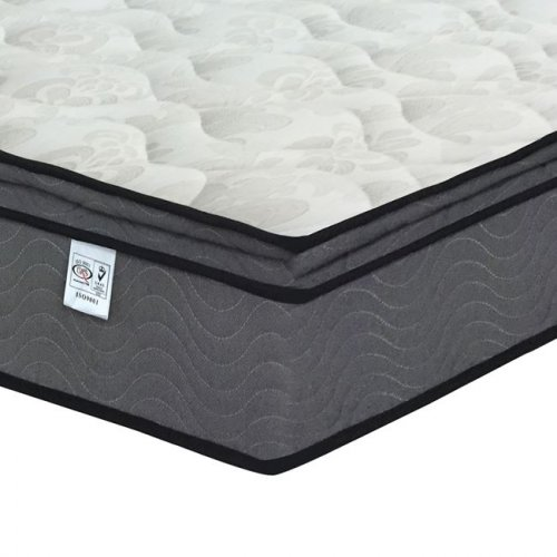 """Special pocket spring"" mattress with a soft lying surface woodwell.de"