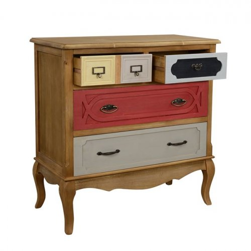 Sideboard cabinet chest of drawers 80x40x81 cm