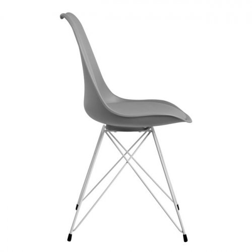 Designer Chair Dining grey