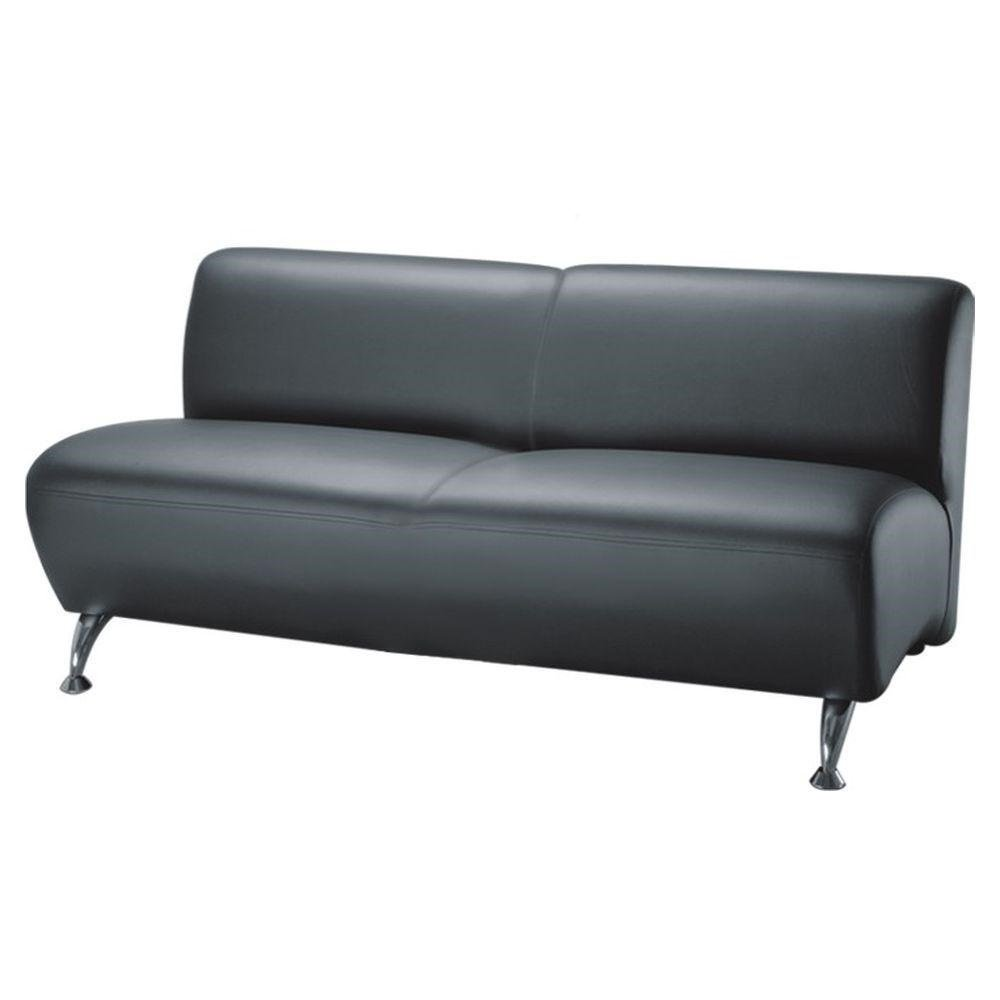 karolina 2 sitzer sofa aus kunstleder woodwell. Black Bedroom Furniture Sets. Home Design Ideas