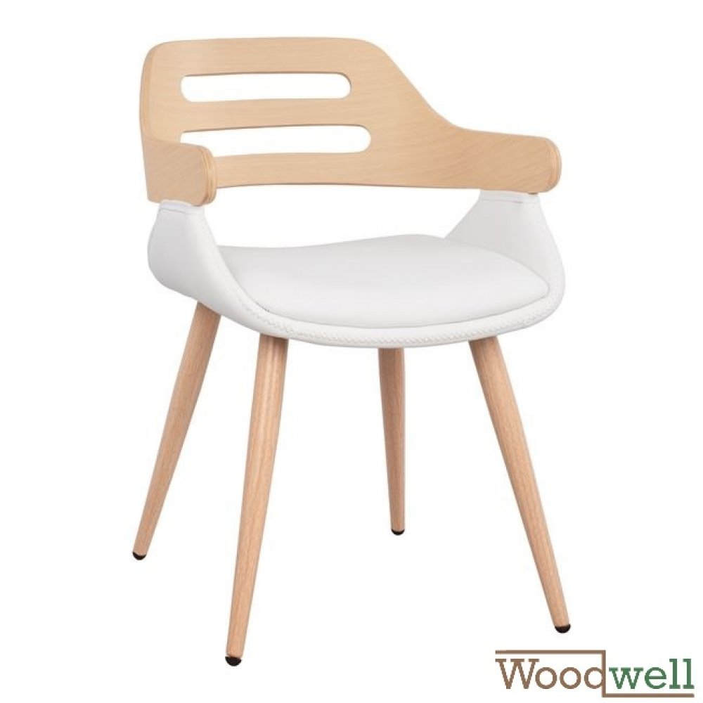 SUPERIOR from a combination of wood and PU | In white