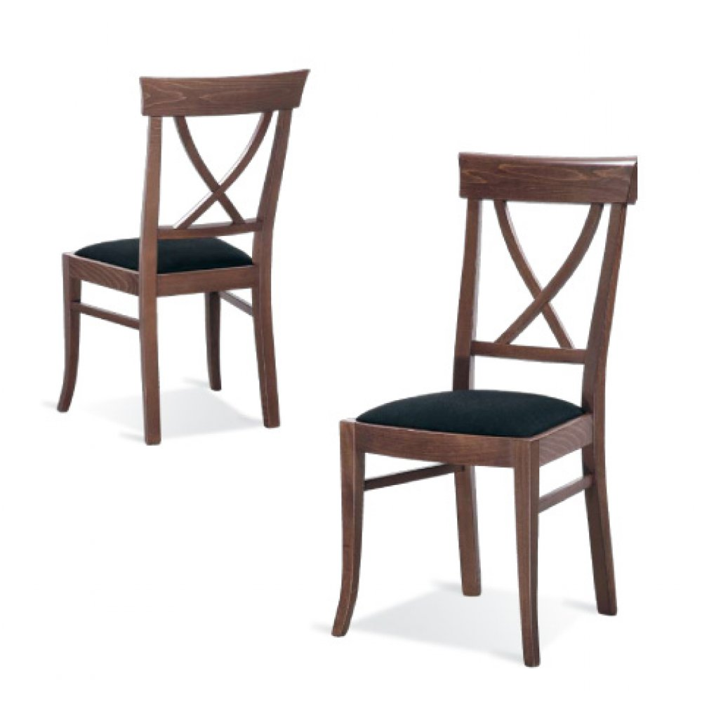 Contemporary Beechwoodwell chair-Woodwell