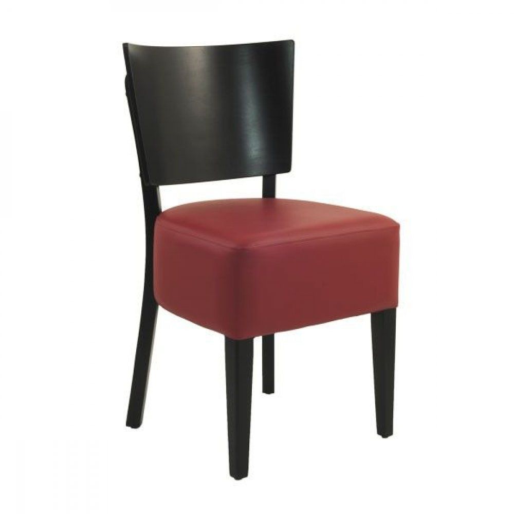 Restaurant chair Solid wood 032