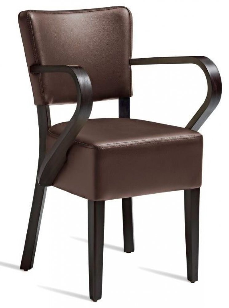 Chair / upholstered chair / wooden chair BELLA