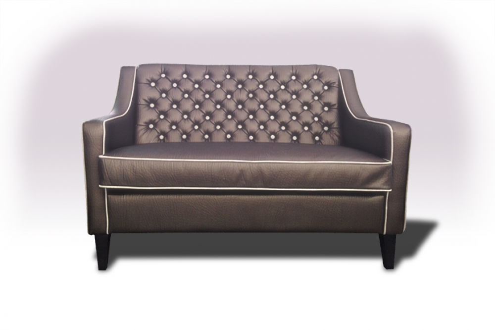Comfortable sofa with elegant design