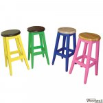 """Galway"" Barstool in RAL-Colours"