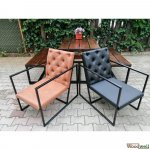 Outdoor-Loungesessel